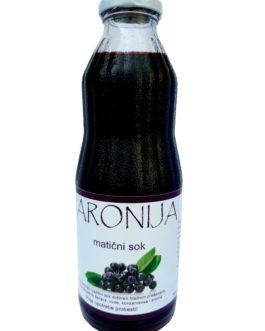 Matični sok od aronije, 0,75 L