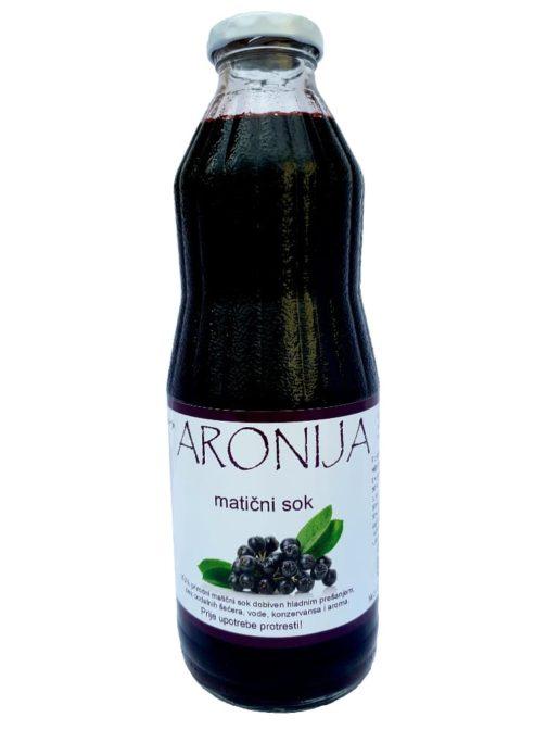 Matični sok od aronije, 1 L | Opg Lagator Slatki plodovi đakovštine