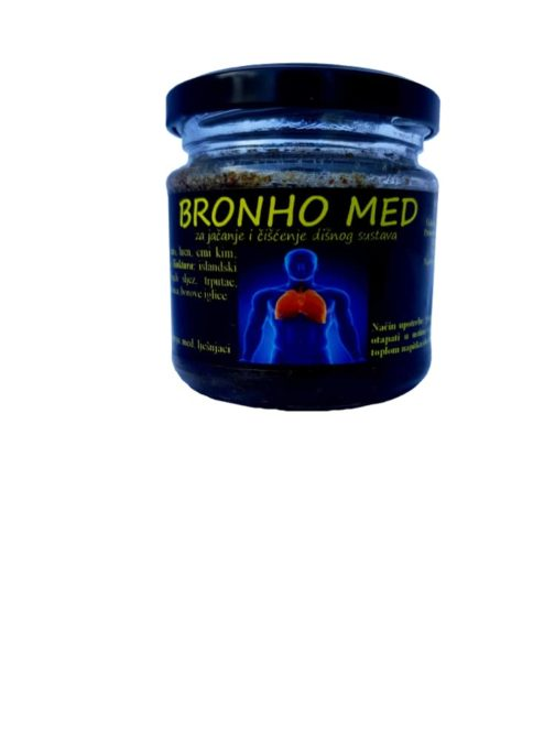 Bronho med 200 grama | Opg Lagator Slatki plodovi Đakovštine